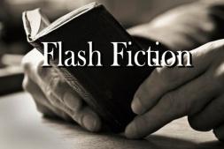 Flash Fiction Button