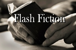 Flash Fiction Button