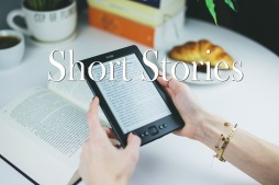 Short stories button