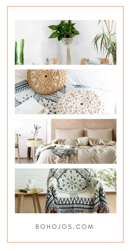 bohojos.com decor collage