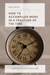 Accomplish more IN a fraction of the time