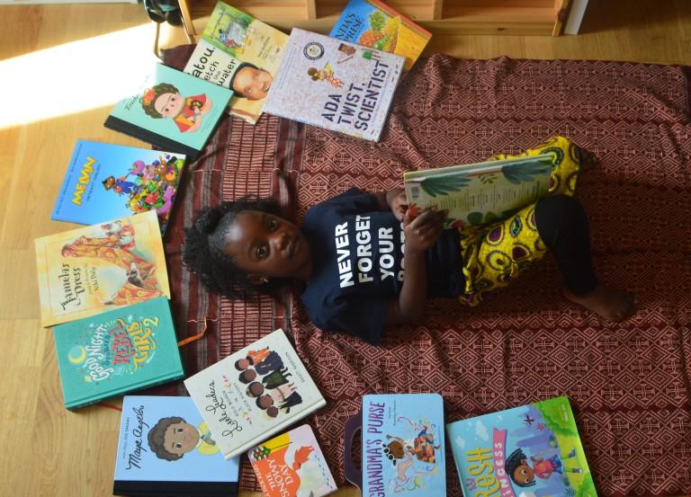 Ella and fav books