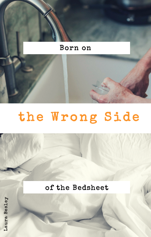 The wrong side of the bedsheet